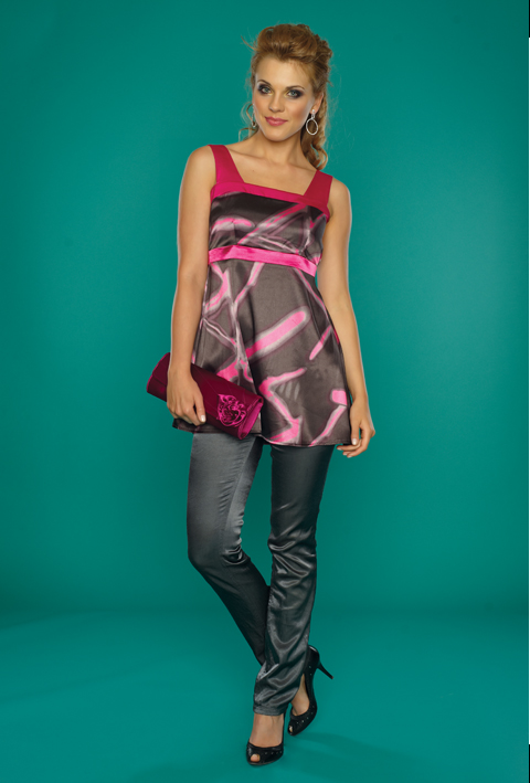 Блузка Женская Yuna Style 0790